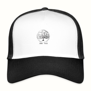 Holy Tree - Trucker Cap