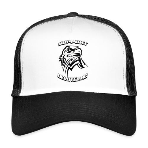 SUPPORT DEVOTEDMC E - Trucker Cap