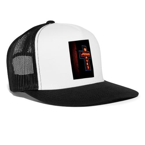 Jesus Saves - Trucker Cap