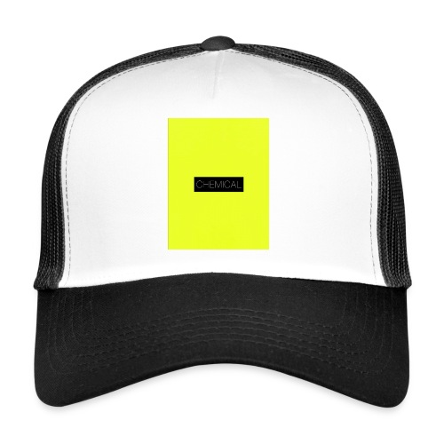 Yellow fluo - Trucker Cap
