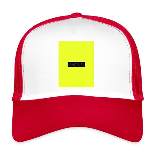 Yellow fluo - Trucker Cap