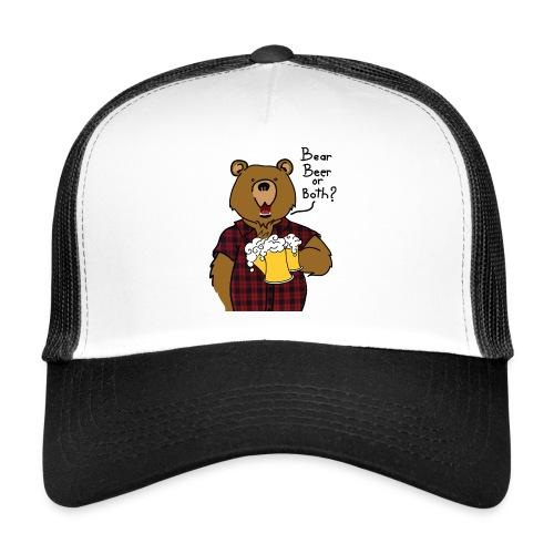 Beer and Bear - Trucker Cap
