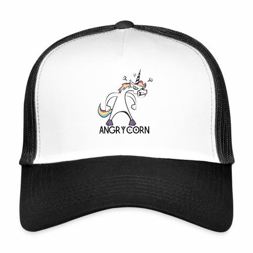 Angry Unicorn - Trucker Cap