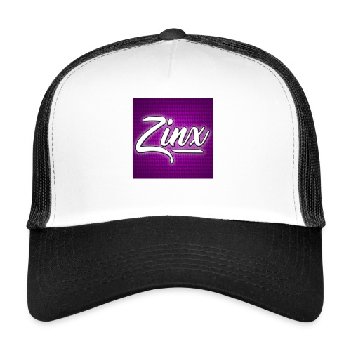 Zinx Merch - Trucker Cap