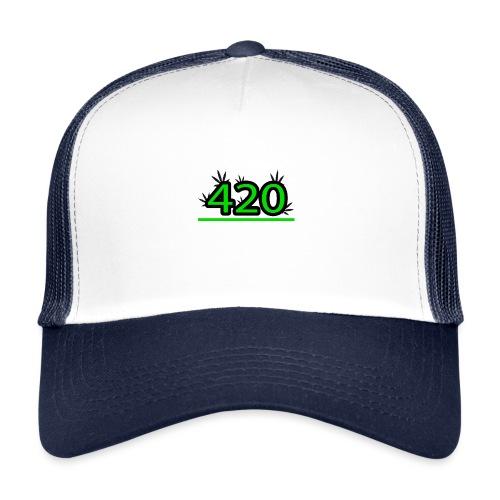 420 - Trucker Cap
