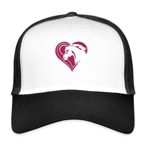 Iheart horses - Trucker Cap