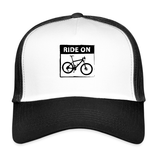 Ride On MTB 1 Color - Trucker Cap