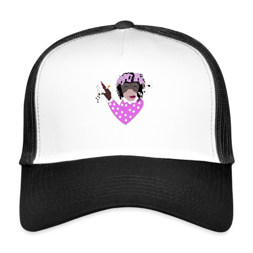 FEMALE MONKEY - Trucker Cap