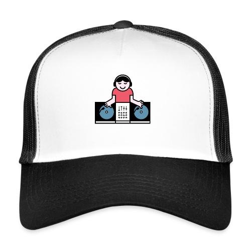 Vinyl DJ - Trucker Cap