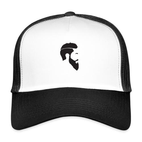 HEAD WHITE T-SHIRT - Trucker Cap
