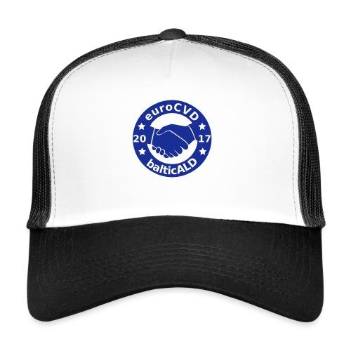 Joint EuroCVD - BalticALD conference mens t-shirt - Trucker Cap
