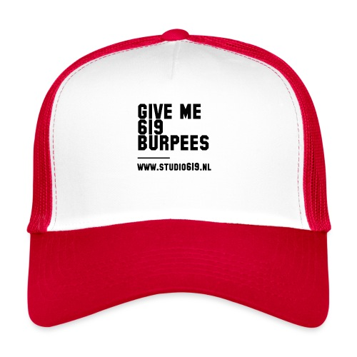 BURPEE - Trucker Cap