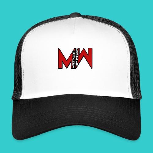 MeestalMip Hoodie - Men - Trucker Cap