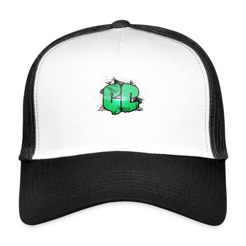Herre T-shirt - GC Logo - Trucker Cap