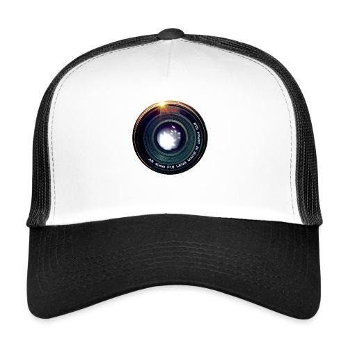 Vintage Pancake Lens - Trucker Cap