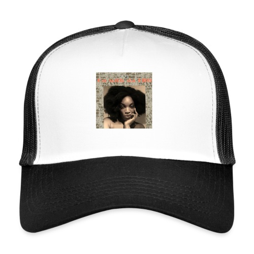 Afro lover - Trucker Cap