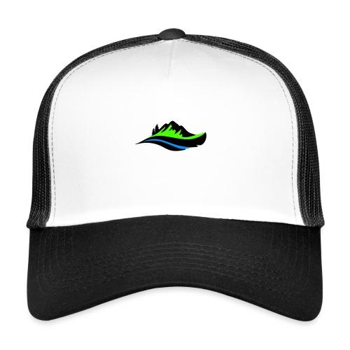 Modern Hoodie Unisex - Trucker Cap
