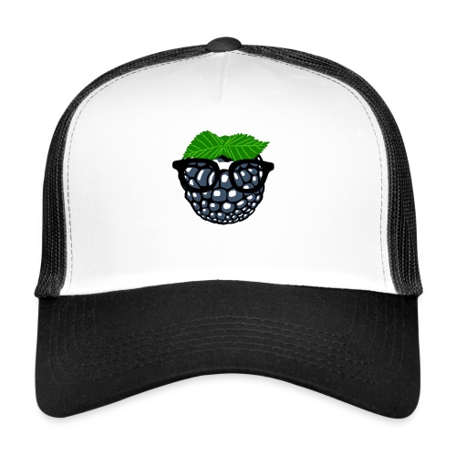 Crack Berry - Trucker Cap
