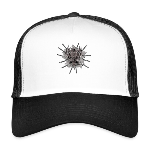 Lotus Of The Samurai - Trucker Cap