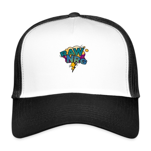 Raw Nrg Comic 1 - Trucker Cap
