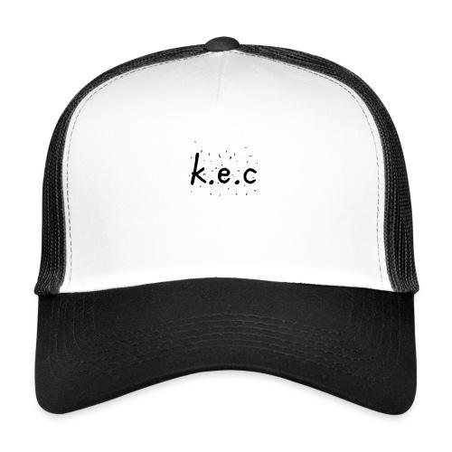 K.E.C basball t-shirt - Trucker Cap
