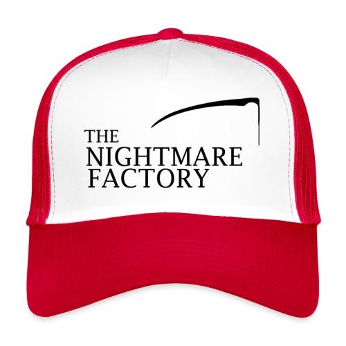 nightmare factory Nero png - Trucker Cap
