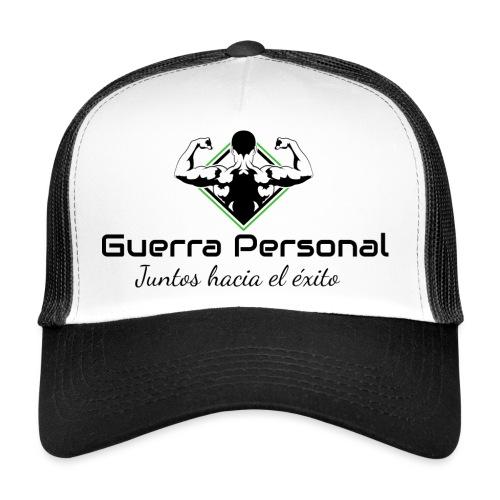 Guerra Personal - Gorra de camionero