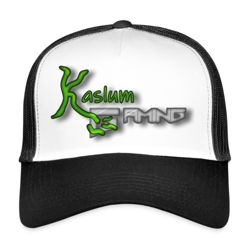 Kaslum Gaming Logo - Trucker Cap