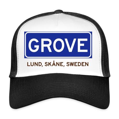 Lund, Badly Translated - Trucker Cap