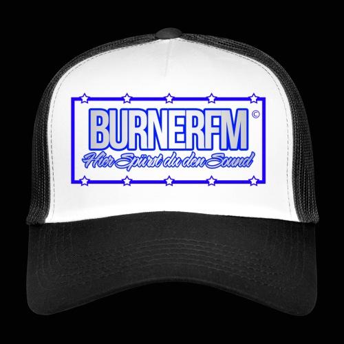 BurnerFM Hier Sürst du den Sound - Trucker Cap