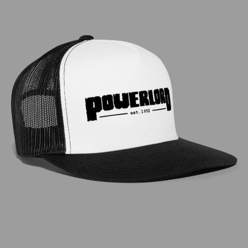 Powerlord Schriftzug est.1992 - Trucker Cap