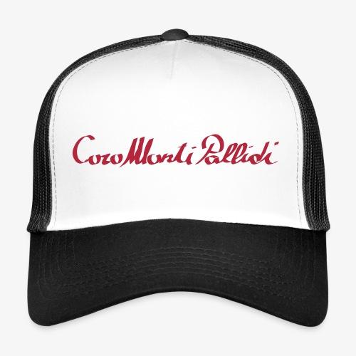 Logo Coro Monti Pallid - Trucker Cap