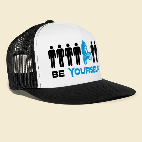 Radball | Be Yourself - Trucker Cap