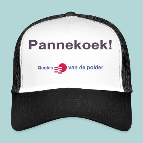 Pannekoek b - Trucker Cap
