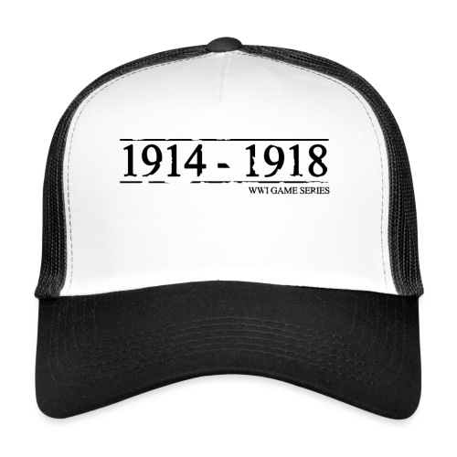 Classic WW1 Game Series - Trucker Cap
