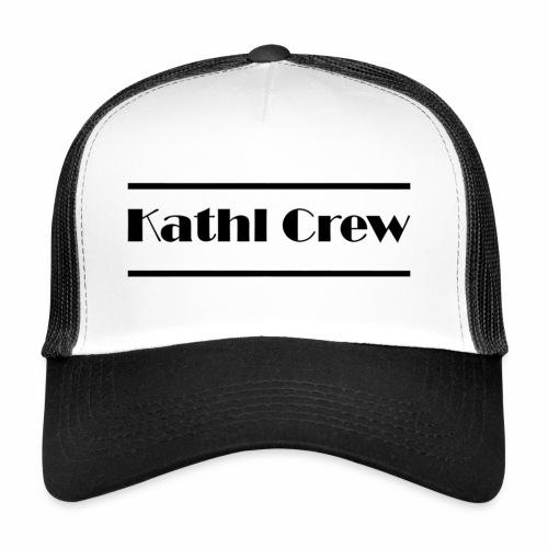 Schriftzug KathlCrew - Trucker Cap