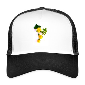 Margaritas 3d by The Cat Project - Gorra de camionero