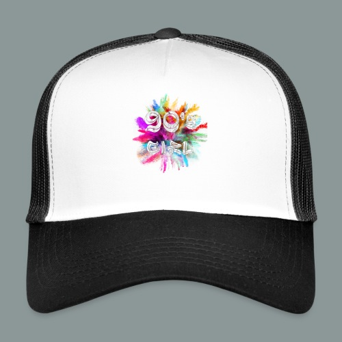 90 s girl - Trucker Cap