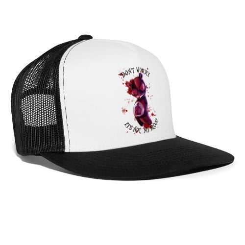 BloodyBear - Trucker Cap