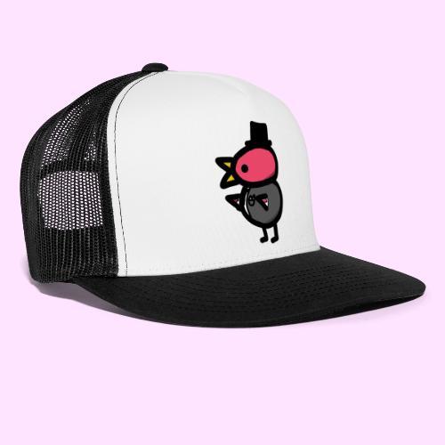 Fancy Pinkguin - Trucker Cap