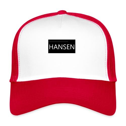 HANSENLOGO - Trucker Cap
