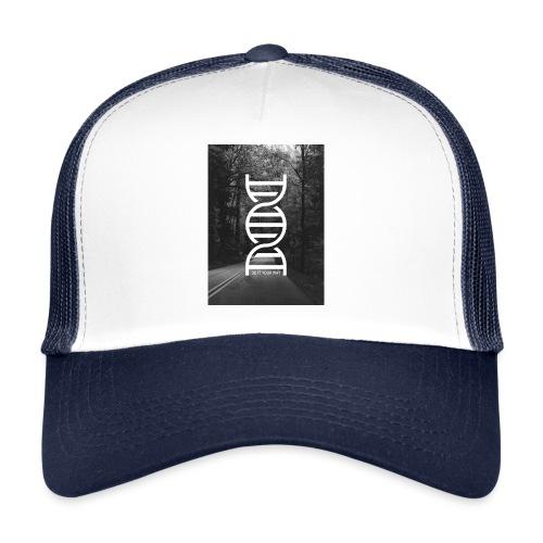 Fotoprint DNA Straße - Trucker Cap