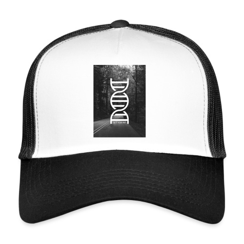 Fotoprint DNA Straße - Trucker Cap