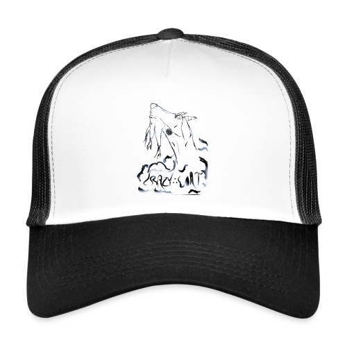 Crazy Goat 1 - Trucker Cap