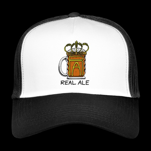 Real Ale - Trucker Cap