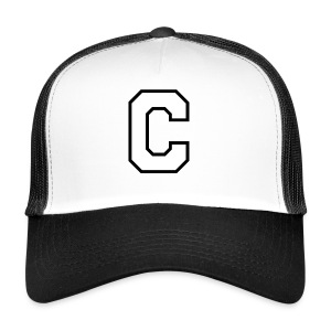 Your name start with C - Gorra de camionero