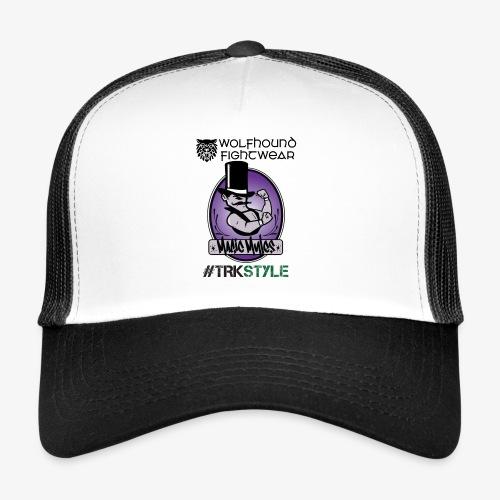 myles front 0518 - Trucker Cap