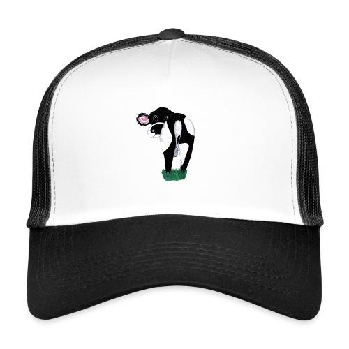 Quirky Cows Rear view - Trucker Cap