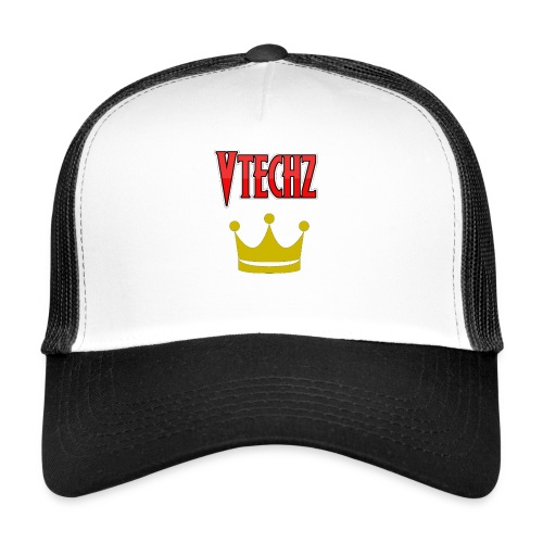 Vtechz King - Trucker Cap