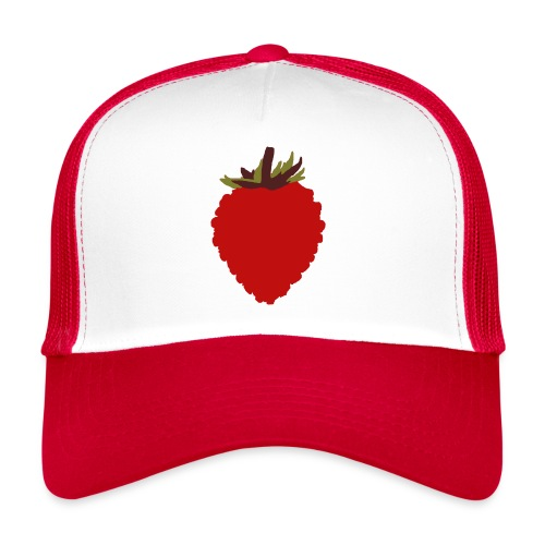 Wild Strawberry - Trucker Cap